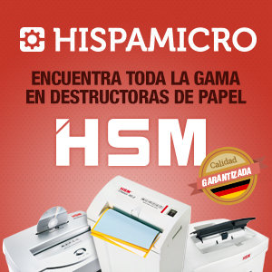 Destructoras de papel hsm