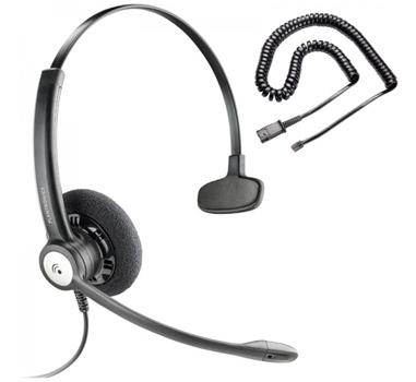 Plantronics Entera HW111N/A - auricular