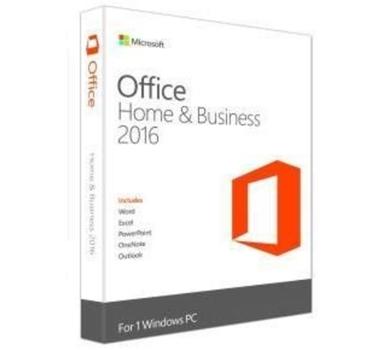 Microsoft Office Home and Business 2016 - Licencia - 1 PC - Win - Español