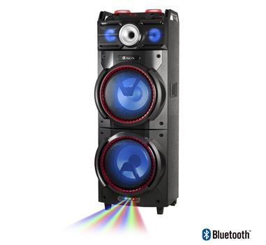 NGS - Altavoz portatil Premium Wild Techno 500W - BT/FM/USB/SD