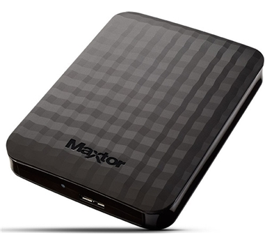 "Seagate Maxtor M3 - Disco duro - 4 TB - externo - 2.5"" - SuperSpeed USB 3.0 - negro"