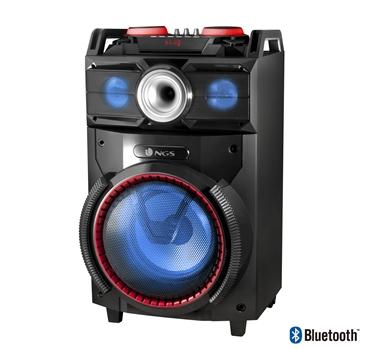 NGS - Altavoz Wild Dance 300W USB/SD/BT/FM