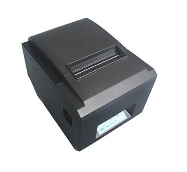 Impresora de tickets térmica ITP-71 - 230mm/s - USB - Corte automático parcial o completo - 80mm - Avisador acústico - Montaje en pared - Cables incluidos