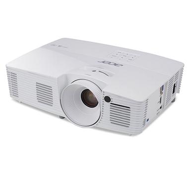 Acer X117H - proyector DLP - portátil - 3D - 3600 lúmenes - SVGA (800 x 600) - 4:3 - VGA - HDMI