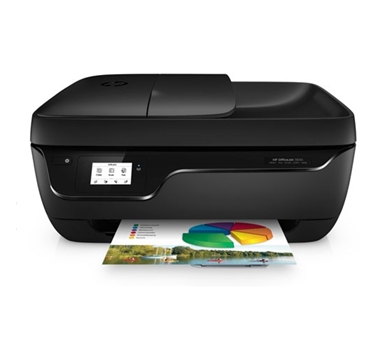 HP Officejet 3832 All-in-One - impresora multifunción (color) - A4 - hasta 20 ppm - 60 hojas - fax 33.6 Kbps - consumible 302/XL