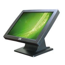 "10POS - Monitor TFT tactil 15"" - 1024x768 - 250 cd/m2 - 450:1 - USB - Negro"