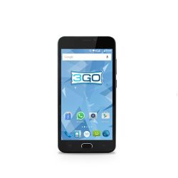"3Go Droxio Mak - Smartphone - 5"" - Quad Core 1GHz 64bits - 1GB - 8GB - Dual SIM - 4G - Lollipop 5.1 - Cámara frontal 5MP - Trasera 8MP - Carcasas de color intercambiables"