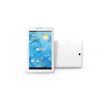 "3go Geotab 7002 3G Phablet - 7"" - 3G Dual Sim - Dual Core Cortex A7 1.3GHz - DDR3 512MB - 8 GB - Android 4.4 KitKat - Wifi - 2800mAh - Cámara trasera y frontal"