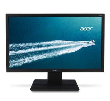 "Acer V226HQL - Monitor LED - 22"" ( 21.5"" visible ) - 1920 x 1080 Full HD - VA - 250 cd/m2 - 5 ms - DVI, VGA - altavoces - negro"