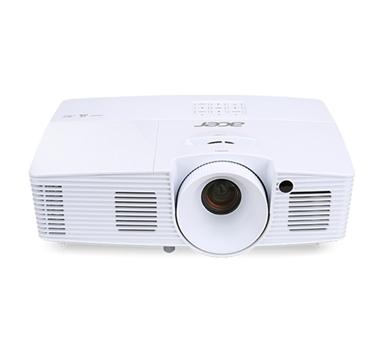 Acer X115H proyector DLP - 3D - 3300 ANSI lumens - SVGA (800 x 600) - 4:3 - HDMI - VGA