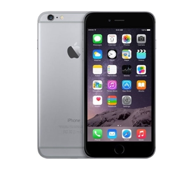 "Apple iPhone 6 - Gris espacio - 4G LTE - 16 GB - 4.7"" - Retina HD display - CDMA / GSM - teléfono inteligente"