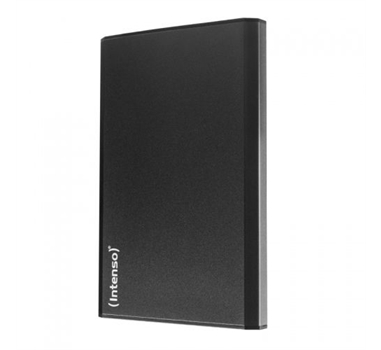 "Disco Duro Intenso Memory Home 2,5"" USB 3.0 1TB Aluminio Antracita"