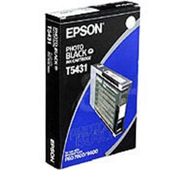 EPSON CARTUCHO NEGRO FOTO 110ML STYLUS PRO/9600/7600/4000
