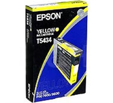 EPSON CARTUCHO AMARILLO 110ML STYLUS PRO/9600/7600/4000/4400