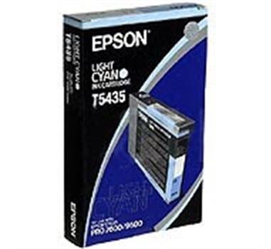 EPSON CARTUCHO CIAN CLARO 110ML STYLUS PRO/9600/7600/4000
