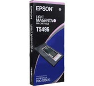 EPSON CARTUCHO MAGENTA CLARO 500ML STYLUS PRO/10600