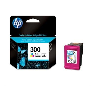 HP CARTUCHO TRICOLOR Nº300 165 PAG. DESKJET/SERIE D1600/D2560/2600/SERIE D5500/SERIE F2400/F2480/F4280/F4210/F4272/F4580 D/5560 PHOTOSMART/SERIE C4700/C4780 SERIE ENVY/100