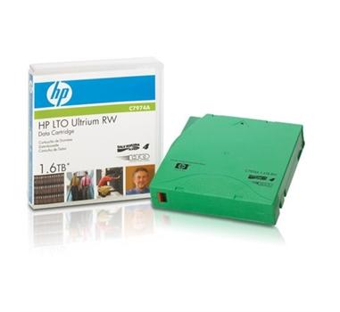 HP CARTUCHO DE DATOS LTO ULTRIUM 4 800GB/1.6TB