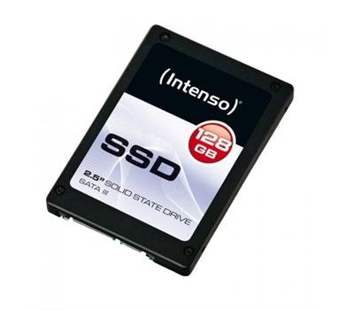 """Intenso SSD 128GB TOP - Disco SSD - interno - 2.5"""" - SATA-600 - Cache 256MB - Lectura 520MB/s - Escritura 300MB/s"""