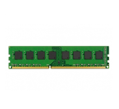 Kingston ValueRAM - DDR3 - 4 GB - DIMM de 240 espigas - 1600 MHz / PC3-12800 - CL11 - 1.5 V - sin memoria intermedia - no ECC