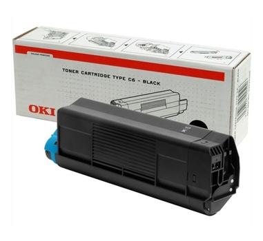 OKI TONER C5100 / C5200 / C5300 / C5400 - 5.000 PAG. NEGRO
