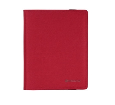 "Woxter Casual cover 80 roja - Funda tablet 8"" - Soporte sobremesa"