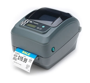 Zebra G-Series GX420t - Impresora de etiquetas - B/W - térmica directa / transferencia térmica - Rollo (10.8 cm) - 203 ppp - hasta 152 mm/segundo - pa