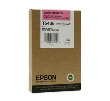 EPSON CARTUCHO MAGENTA CLARO 110ML STYLUS PRO/9600/7600/4000