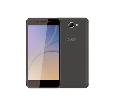 "SmartPhone Libre Qubo Chiara 4G - QC 1.3GHz - 1 GB - 8 GB (amp 64 GB microSD) - 5"" IPS HD - Bat 2000mAh - Dual SIM - Android 7 - Cámara 2MP/8MP - Negro"