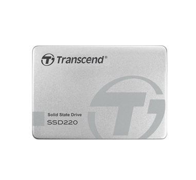 """Transcend SSD220 - 240 GB - 2.5"""" Interno SSD - SATA 6Gb/s"""