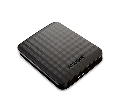 "Seagate Maxtor M3 - Disco duro - 1 TB - externo - 2.5"" - SuperSpeed USB 3.0 - negro"