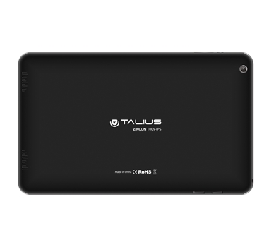 "Talius - Tablet Zircon 1009-IPS -10.1"" IPS Capacitiva 1280x800 - Atom Quad Core 1,3Ghz -1 GB - 16 GB - Android 6 - HDMI -  WIFI - BT - MicroSD hasta 32Gb - Dual camara"