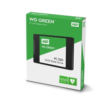 "WD Green PC SSD WDS240G1G0A - 240 GB - 2.5"" Interno SSD - SATA 6Gb/s"