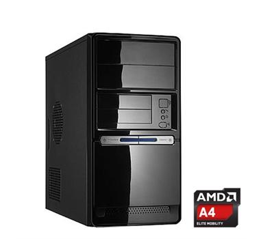 Equipo HM GREGAL A1 - AMD Dual Core - 2GB RAM - SATA 500GB - Grabadora DVD