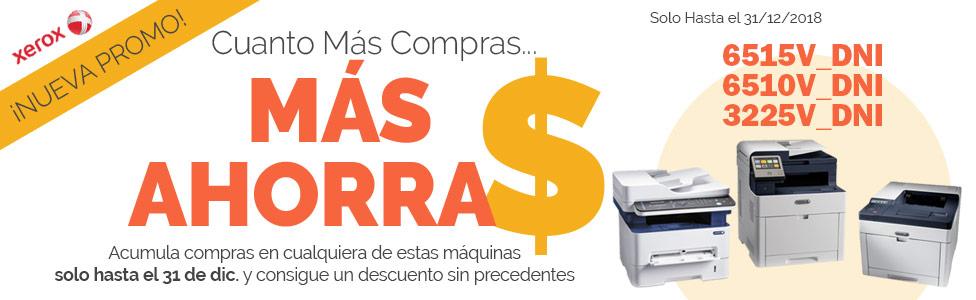 Promoción Xerox Q4