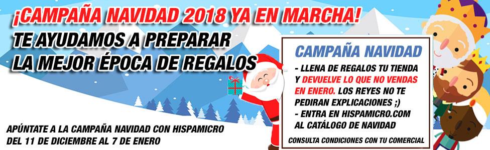 Navidad 2018 Hispamicro