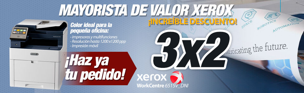 Xerox 3x2