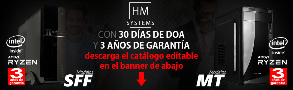 Equipos HM Systems