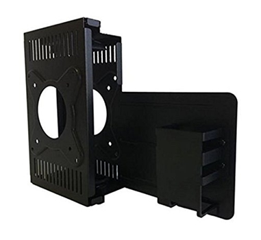 Dell Wyse Dual Bracket - Kit de montaje de thin client a monitor - para Dell Wyse 3010, 3010-T10, 3020