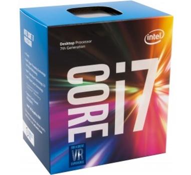 Procesador 1151 Intel Core i7 7700 - 3.6 GHz - 4 núcleos - 8 hilos - 8 MB caché - HD Graphics 630 -  Caja