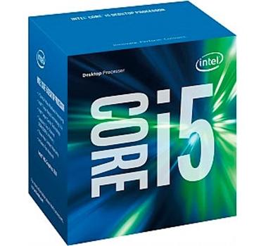 Procesador 1151 Intel Core i5 7400 - 3.0 GHz - 4 núcleos - 4 hilos - 6 MB caché - HD Graphics 630 -  Caja