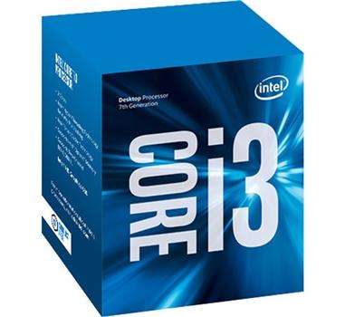 Procesador 1151 Intel Core i3 7100 - 3.9 GHz - 2 núcleos - 4 hilos - 3 MB caché - HD Graphics 630 - Caja