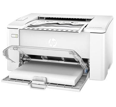 HP LaserJet Pro M102w - Impresora monocromo laser - A4/Legal - 1.200 ppp - hasta 22 ppm - capacidad: 160 hojas - USB 2.0, Wi-Fi - consumible CF217A