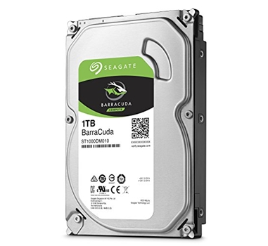 "Disco duro SATA3 3.5"" 1 TB Seagate Barracuda 7200.12 SATA-600 7200 rpm búfer: 64 MB"