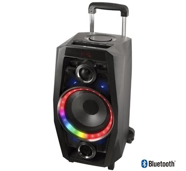 NGS - Altavoz 1.0 Wild Disco 80W portatil BT/FM/USB/SD