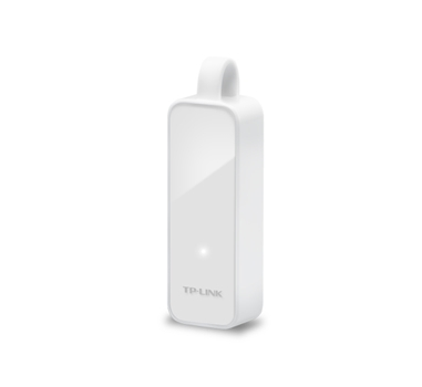 TP-Link - Adaptador USB 3.0 a RJ45 10/100/1000 plug and play