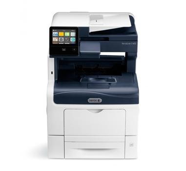 Multifunción láser color Xerox VersaLink C405V_DN - A4 35/35ppm Copia/Impresión/Escaneado/Fax  - DUPLEX - DADF - PS3 PCL5e/6 - 2 bandejas 150 + 550 hojas