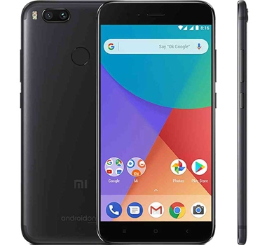 "SmartPhone Xiaomi Mi A1 - Pantalla 5,5"" - 4 GB - 64 GB - Negro"