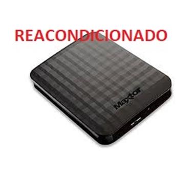 "Seagate Maxtor M3 - Disco duro - 2 TB - externo - 2.5"" - SuperSpeed USB 3.0 - negro REACONDICIANADO RECERTIFICADO 1 AÑO GARANTIA"