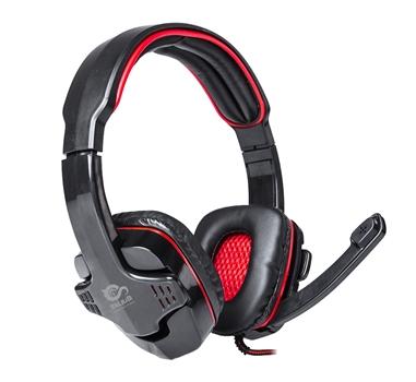 """Talius - Auricular Lynx - Gaming - Microfono - Control de volumen - Jack de 3.5"""" - Stereo"""